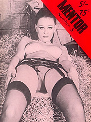 Crazy vintage adult album from the Golden Time