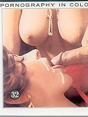 Exotic retro porn photos from the Golden Time