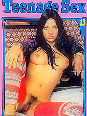 Crazy retro porn photo set from the Golden Time