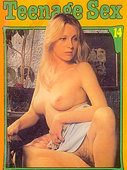 Amazing retro adult photo set from the Golden Era