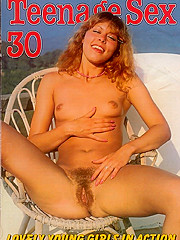 Exotic retro sex photo set from the Golden Period