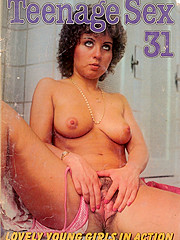 Horny classic porn album from the Golden Period