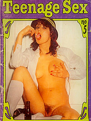 Crazy retro porn album from the Golden Age