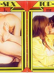 Exotic retro sex album from the Golden Time