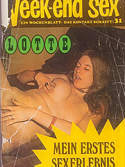 Horny classic porn album from the Golden Epoch