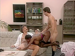 Amanda shear billy dee frank james robert bullock - 1 part 5