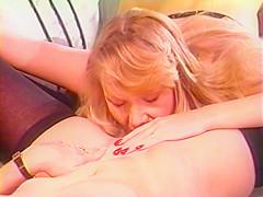 Happy nudist girls fucked beach