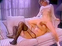 Fabulous classic sex clip from the Golden Era