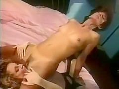 Exotic vintage sex clip from the Golden Era