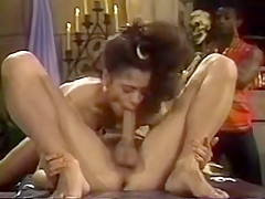 Incredible retro porn clip from the Golden Era
