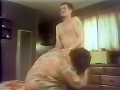 Fabulous vintage sex clip from the Golden Century