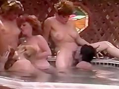 Hottest retro porn clip from the Golden Era
