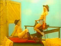 Fabulous vintage porn clip from the Golden Century