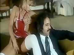 Crazy vintage adult movie from the Golden Time