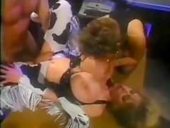 Crazy classic sex scene from the Golden Age