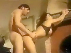 Incredible retro sex clip from the Golden Time