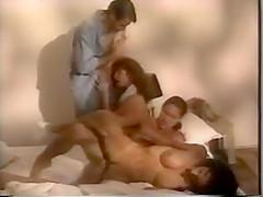 80's Mature anal