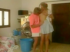 Carol Lynn In Laundry