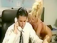 Jill Kelly - threesome