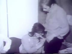 Vintage: 60s Threesome