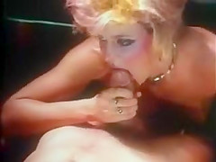 Ginger Lynn in threesome
