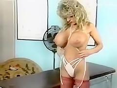 melissa mound boobs tease