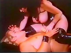 Annie Sprinkle's dildo fun