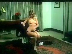 Vintage British undressing