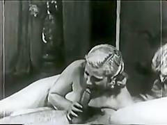 vintage BBW dance and sex