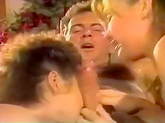 Randy Spears double blowjob