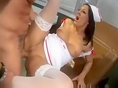 Semi - Vintage Naughty Nurse