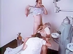 Vintage Big Boob Dental Trip