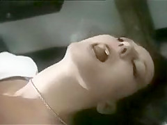 Self sucking with girl's help