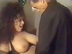 Vintage Keisha Great Titfuck!
