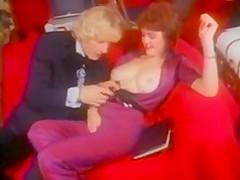Vintage Redhead Interview Fuck