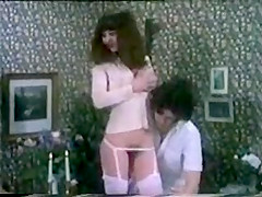 C - C Vintage Anal Inclination