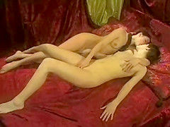 Two Young Russian Teen Lesbians