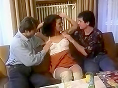 Angelica Bella Threesome Scene