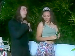 Crown Princess and Steve Hatcher