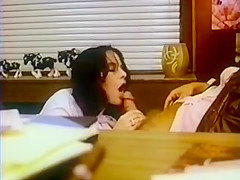 Retro - Headmaster fucks student