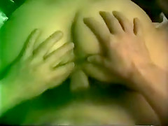 old VHS tape hot wife getting it