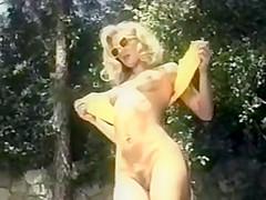 Jacqueline Lovell skinny dipping