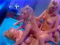 Shayla LaVeaux blue room lesbian