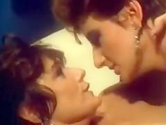 Sharon Mitchell in lesbian scene.