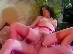 Hot brunette Bridgette Money fucks