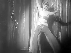 Roxie burlesque stripper pre - 40's