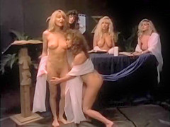 Hairy Orgy - Lux Vintage Collection