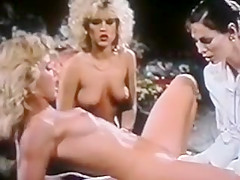 Ginger , Amber Lynn and Anette Haven