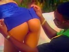 Hot Black Guy Fucks Lorna Hairy Pussy