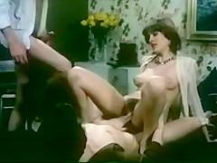 Sister's Lust (Danish Vintage Moresome)